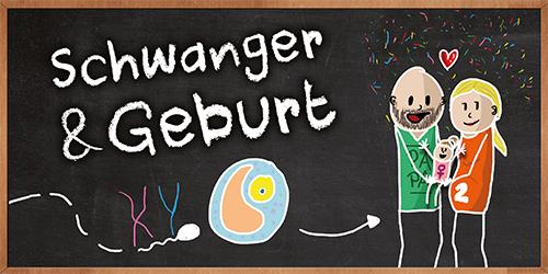 Wissensvideo 'Schwanger&Geburt' des mehrfach ausgezeichneten YouTubers BYTEthinks