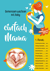 "Cover des Magazins ""einfach mama"""